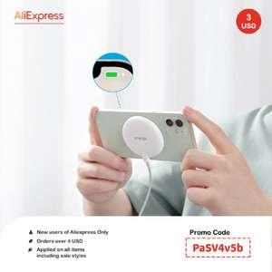 Kortingscode AliExpress september - 3 euro korting bij bestelling van 4 euro - Geldig tot 31/12/2021