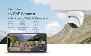 Reolink RLC-822A 4K Slimme PoE Camera met 3x optische zoom voor €82,79 @ Reolink