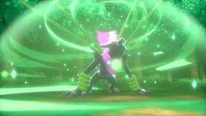 Gratis Dada Zarude en Shiny Celebi Pokémon Sword/Shield