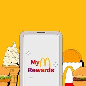 [Gratis Producten] MyMcDonald's Rewards