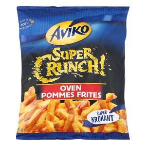 [lokaal] Aviko Super Crunch oven frites @ Getir