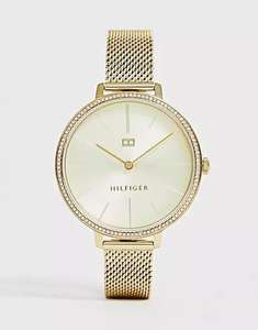 Tommy Hilfiger 1782114 Analog Quartz Watch with Stainless Steel Strap