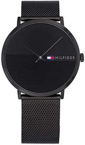 Tommy Hilfiger Unisex Analogue Quartz Watch with Stainless Steel Bracelet 1791464