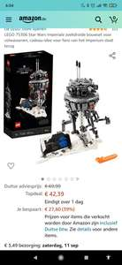 LEGO Imperial Probe Droid (75306)