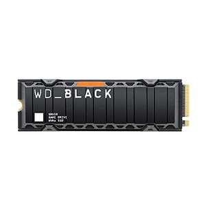 WD BLACK SN850 1TB NVMe SSD; PCIe Gen4 T, tot 7000 MB/s