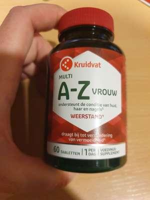 [Lokaal Schiedam] Multi vitamine Kruidvat