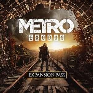 Metro Exodus - Expansion Pass voor PS4 en PS5
