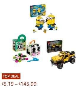 Lego Aanbiedingen (Tussen 20% en 41% korting!) @ Amazon.de