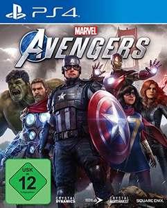 Marvel's Avengers voor PS4 (inclusief gratis PS5 upgrade)
