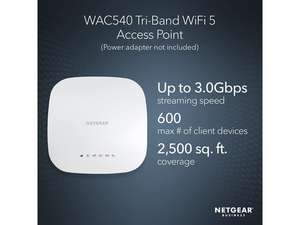 Netgear WAC540 WLAN Access Point AC3000