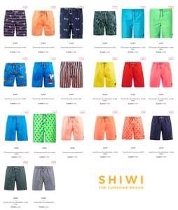 Shiwi heren zwemshorts nu €9,99 [waren tot €39,99 p.s.] - enkele €10% extra korting