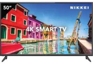 "Nikkei NU5018S 50"" 4K met Android TV"
