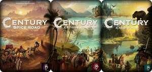 Century bordspellen Trilogie