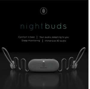 Kokoon nightbuds (soort Bose sleepbuds) slaapbevorderende oordopjes