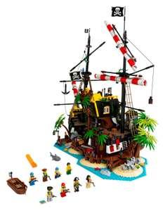 LEGO Piraten van Barracuda Baai (21322)