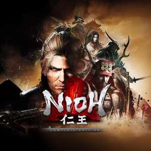 [gratis] Nioh: The Complete Edition @epicgames