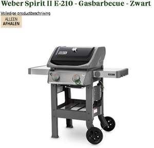 Weber Spirit II E-210 - Gasbarbecue - Zwart