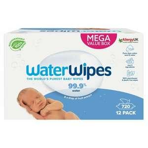 Waterwipes 1 + 1 gratis (2×760 doekjes)