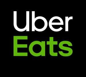 €10 korting op eerste drie bestellingen Uber eats, minimale bestelwaarde €15