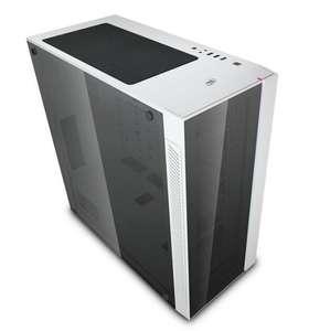 DeepCool MATREXX RGB - Case - Miditower - Wit en Zwart