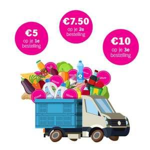 [LOKAAL] Tot €22.50 korting op je bestellingen bij AH Compact