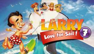 IndieGala GRATIS: Leisure Suite Larry 7 - Love for Sail