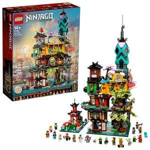 Intertoys - Lego 71741 - Ninjago Stadstuinen
