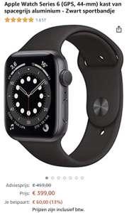 Apple Watch 6 (GPS, 44mm)