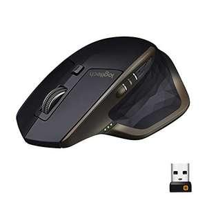 [Warehouse, Like New] Logitech MX Master Wireless Mouse Bluetooth USB Dongle