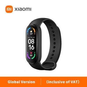 Xiaomi mi band 6 smartband €29,34 @DHgate