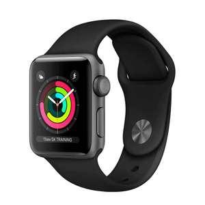 Apple Watch Series 3 38mm smartwatch Space Gray