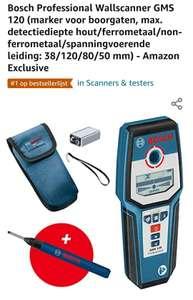 Bosch Professional Wallscanner GMS 120