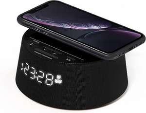 Philips TAPR702 Bluetooth Wekker + Draadloos oplader