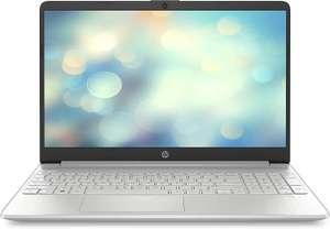 HP Laptop, 15.6 Inch Full HD Antiglare slim IPS, Ryzen 5-5500U hexa, 8GB RAM, 256GB SSD