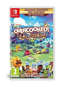 Overcooked! All You Can Eat Edition | Switch | Amazon.fr