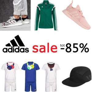 adidas SALE met tot 85% korting   vanaf €2,99 - veel nieuwe items toegevoegd
