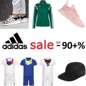 adidas SALE met tot 90+% korting | vanaf €1,99 - veel nieuwe items toegevoegd