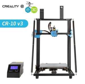 Creality CR-10 V3 Smart 3d printer + BL touch