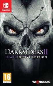 Darksiders II: Deathinitive Edition (Nintendo Switch) @Amazon UK