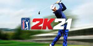 Stadia Pro - PGA Tour 2K21 gratis te claimen