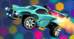 Gratis Rocket League Fiesta Latina-pakket met de Acero Florentina wielen en anthems voor 3 anthems [Playstation, Xbox, Nintendo Switch, pc]