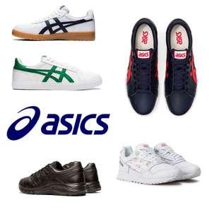 Asics sale tot 70% + 25% extra [of - €20 extra vanaf €50]