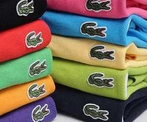 Lacoste polo's, shirts en meer met hoge kortingen