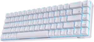 Royal Kludge RK68 65% Qwerty mechanische toetsenbord voor €36,56 @ LightInTheBox