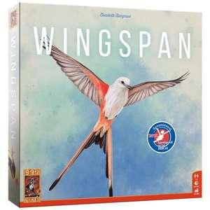 20% korting bij Spellenloods - Wingspan €36, TTR EU/US €25,60, Catan €29,20