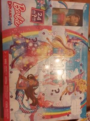 Barbie Dreamtopia adventskalender