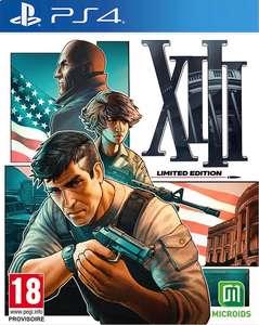 XIII: Limited Edition - PS4 bij Amazon.nl en BOL
