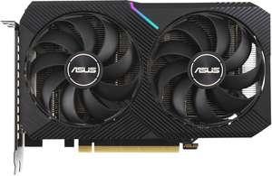 Asus Geforce RTX 3060 DUAL-RTX3060-O12G-V2 Videokaart