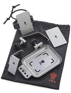 Weber 3255 6-delige montagekit voor Weber Connect