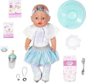 BABY born® Soft Touch - IJsballerina Meisje